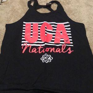 UCA Nationals tank